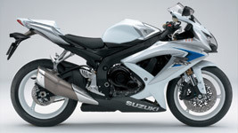 2008 Suzuki GSX 650F wallpapers small