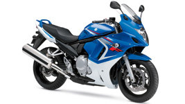 2009 Suzuki GSX 650F Motor Sport HD Wallpaper small