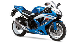 2009 Suzuki GSX R600 Bike hd wallpaper small