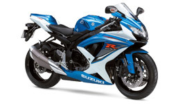 2009 Suzuki GSX R750 HD Wallpaper small
