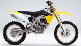 2009 Suzuki RM Z450 Motocross HD Wallpaper small