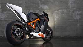 KTM 1190 RC8 R wallpaper small
