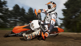 KTM 450 Wallpaper small