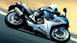 Suzuki GSX-R 750 HD Wallpaper small