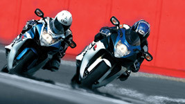 Suzuki GSX-R 750 wallpapers small