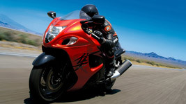 Suzuki Hayabusa HD Wallpapers small