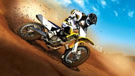 Suzuki Motocross HD Wallpaper small