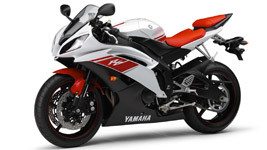 Yamaha R6 2009 Model HD Wallpaper small