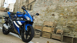 Yamaha YZF R125  Wallpaper small