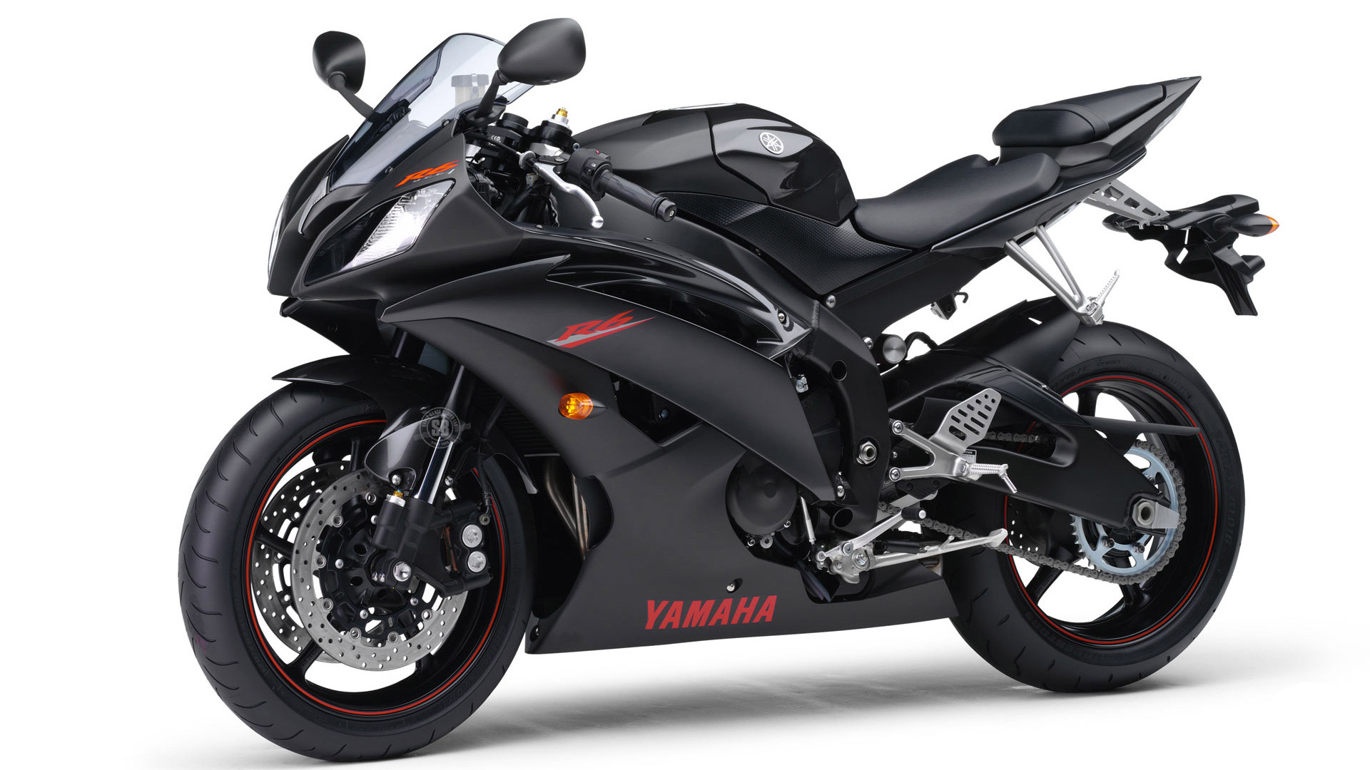 yamaha yzf r6 black wallpaper images