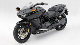 2009 Honda DN 01 New Black small