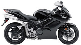 2009 Honda Interceptor Black small