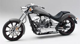 2010 Honda Fury small