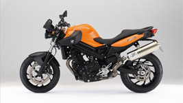 BMW F800 R Orange small