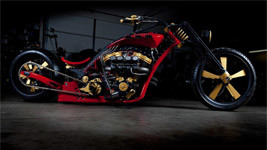 Chopper Motorcycles Wallpaper