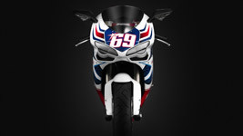 Ducati 848 Nicky Hayden Edition Wallpaper