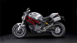 Ducati Monster 1100 Metallic Mix small