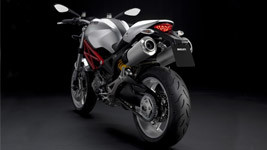 Ducati Monster 1100 Rear small