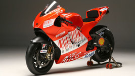 Ducati Sports Bike Wallpaper