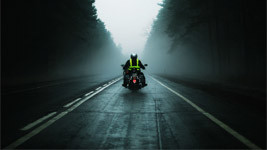 Police Motorcycle Wallpaper