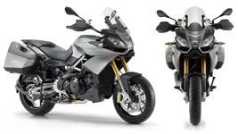 2013 Aprilia Caponord 1200 motorbike