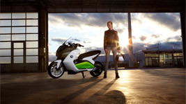 BMW Concept e Scooter 2011 small