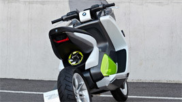 BMW Concept e Scooter 2013 small