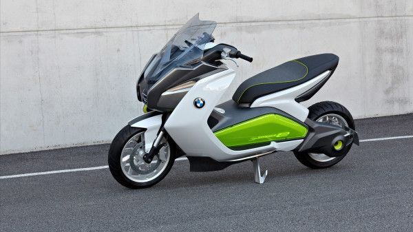 BMW Concept e Scooter 2014