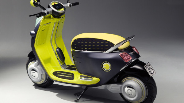 BMW Mini Scooter