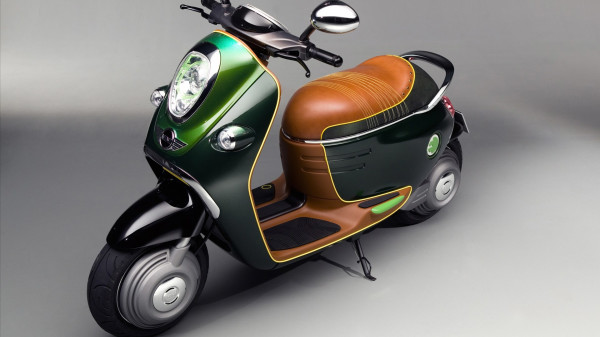 BMW concept Mini Scooter