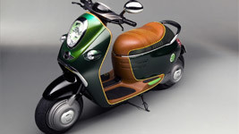 BMW concept Mini Scooters