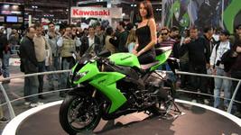 Kawasaki Ninja R 2012