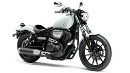 Yamaha Bolt 2014 White small